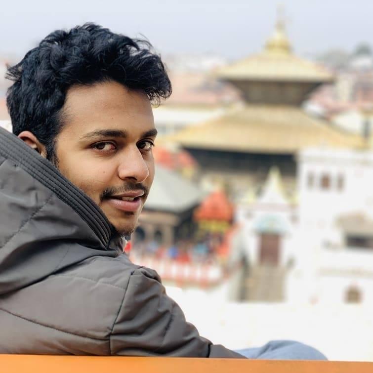 Amrit Acharya speaker
