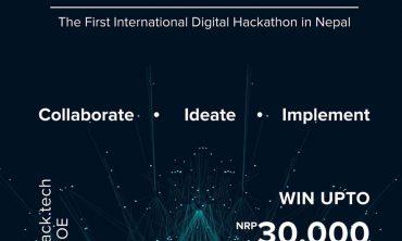 [Update: August 28-29] QuantumHack: Nepal First Digital Hackathon in 2020