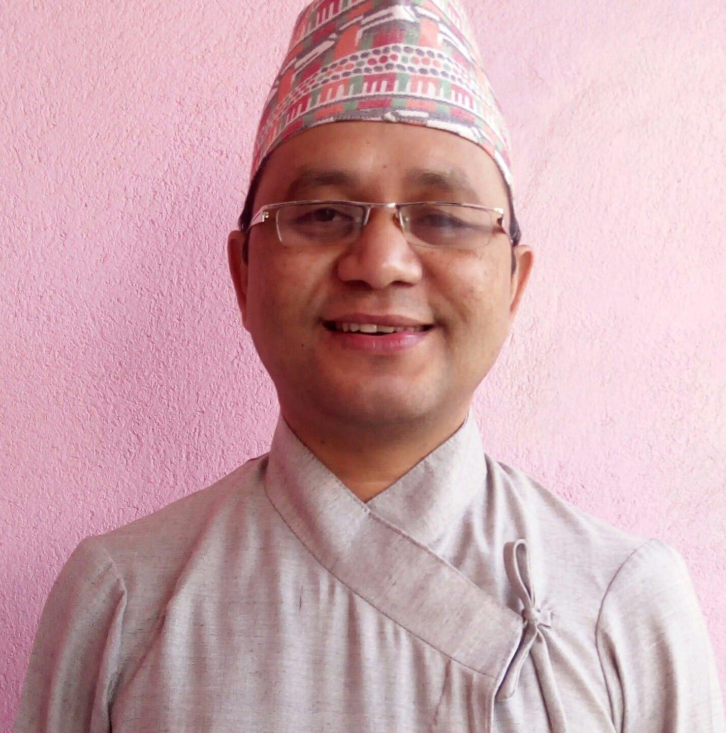 Yugdrasta Dr. Nirmala Mani Adhikari