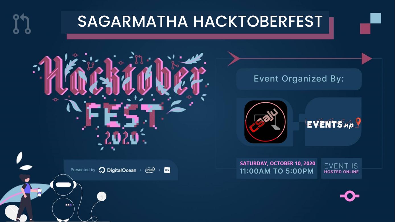 Sagarmatha Hacktoberfest