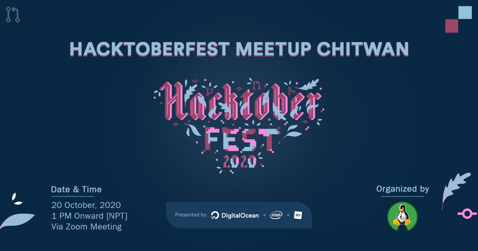 hacktoberfest meetup chitwan