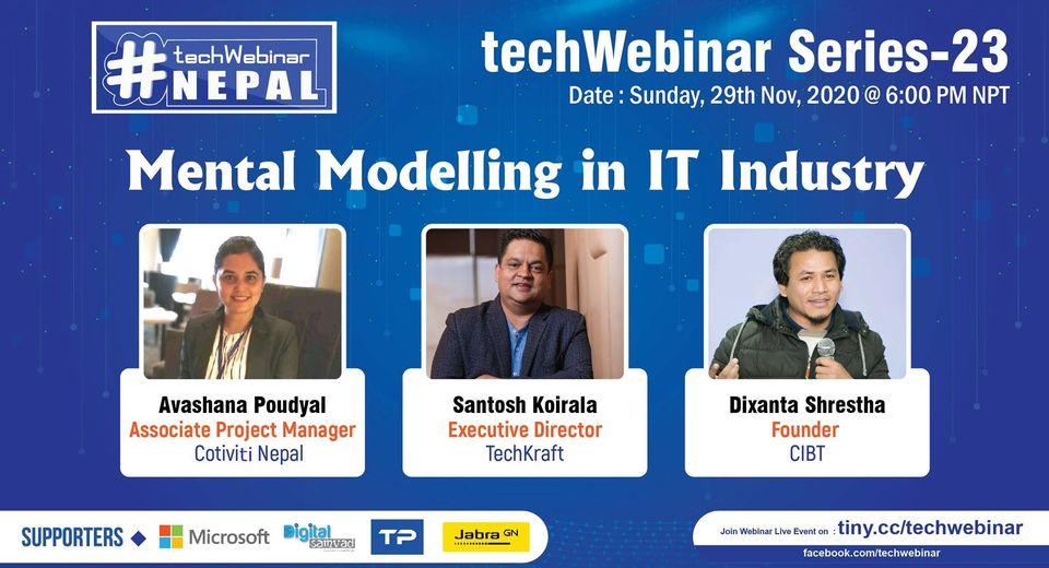 Techwebinar Nepal