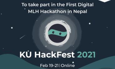 KU HackFest 2021 Organnized By Kathmandu University Computer Club