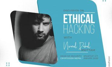 PahiloPaila Tech Guff Episode 1 with Nirmal Dahal aka Nittam