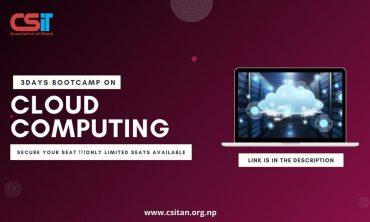 3 Days Bootcamp on Cloud Computing – CSIT Association of Nepal