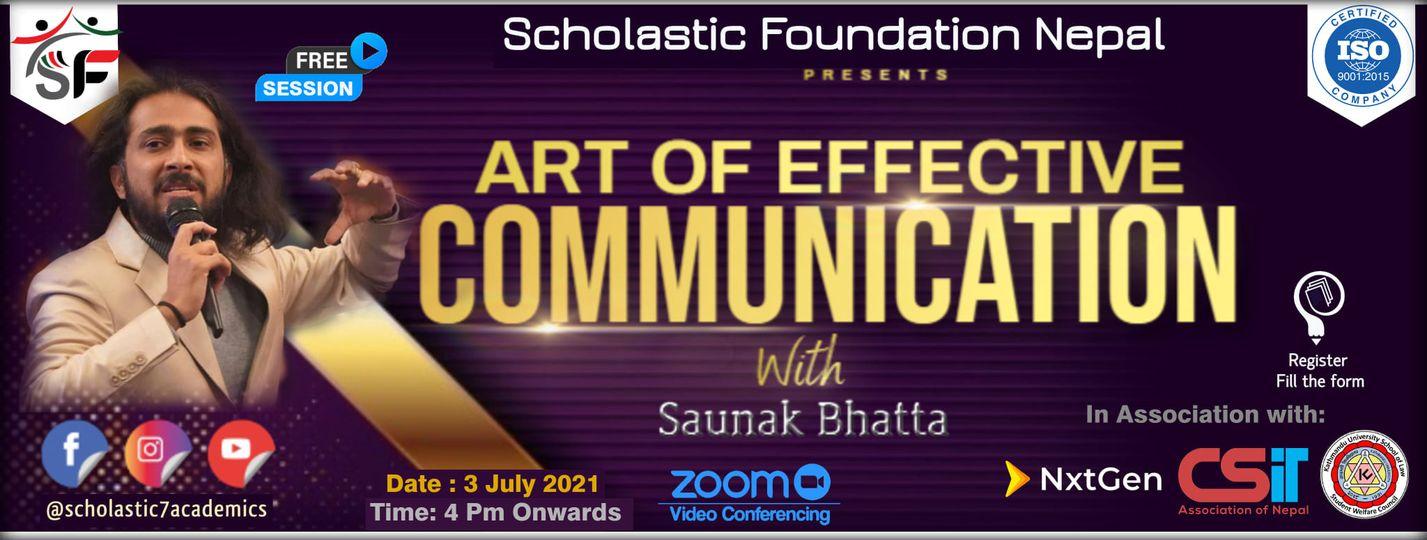 Effective communcation