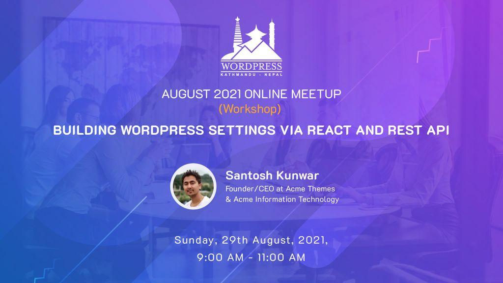 Wordpress-Kathmandu-Meetup-Aug
